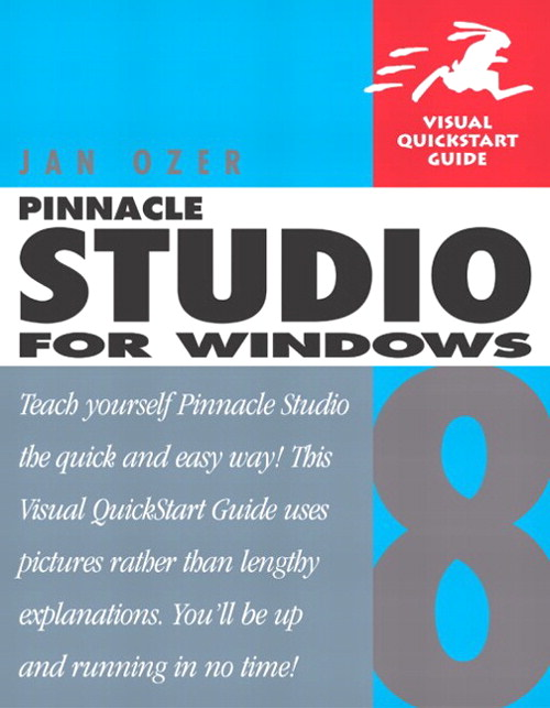 Pinnacle Studio 8 for Windows